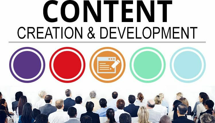 Content Creation & Development Workshop