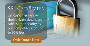 Discount SSL Certificates