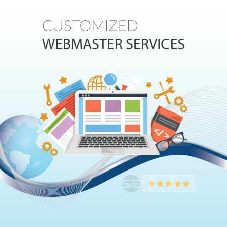 Customized Webmaster Services - So Evolve
